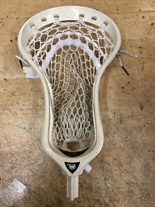Rare WEAPON X LACROSSE HEAD LAX white CRAB ECD