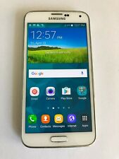 Samsung Galaxy S5 SM-G900P White (Sprint) Smartphone - PLEASE READ
