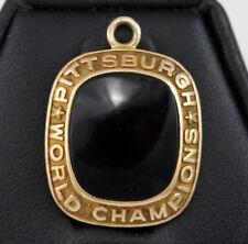 PITTSBURGH PIRATES MLB CHAMPIONSHIP JUMP RING PENDANT / CHARM 14K GOLD JOSTENS