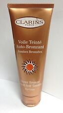 SHEER BRONZE TINTED SELF TANNING FOR LEGS BY CLARINS NEW
