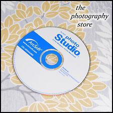 Arcsoft Photo Studio Software CD Digitale Fotobearbeitung etc