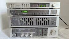 Pioneer Receiver SA-950 W/ Equalizer SG-550, Tuner TX-950, & Timer DT-550