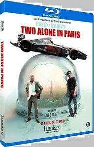 Two Alone In Paris  - comedy  New Blu-ray