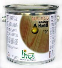 Livos Meldos Naturharz Hartöl 2,5 Liter   Nr. 264 biologisches  Holzöl - Cottoöl