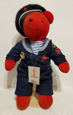 """NABCO - VIB Collection, The Hunt for Red Octobear, 18"""" tall, Made in 1984, TA"""
