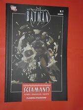BATMAN-LE LEGGENDE -N°1-sciamano. -DI:O'NEIL HANNIGAN- PLANETA DEAGOSTINI