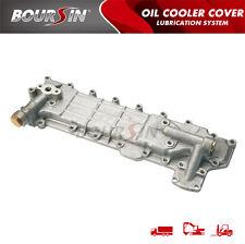 NEW! Oil Cooler Cover Fit Isuzu KS21 S250 Truck - 4BB1 engine 3.6L