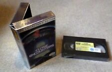 Close Encounters Of The Third Kind UK PAL VHS VIDEO 1998 Collector's Edition NEW
