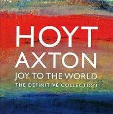 The Definitive Collection Hoyt Axton 5060001276106