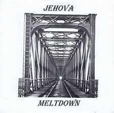 7inch JEHOVA MELTDOWN long boring while EP EX+ SOFT ROCK 1997