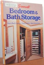 Bedroom and Bath Storage: How to Plan & Organize,