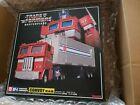Transformers Masterpiece MP-4 04 OPTIMUS PRIME CONVOY w trailer Takara Tomy MIB