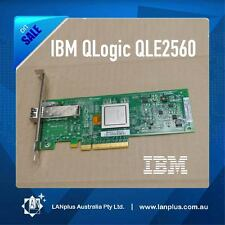 IBM QLogic QLE2560 Single Port 8gb PCIe Fiber Channel FC HBA IBM PN 42D0503 Card