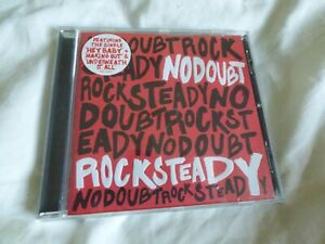 NO DOUBT - ROCKSTEADY (ORIGINAL 2001 13-TRACK CD) GWEN STEFANI