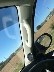 1 Gauge Pillar pod suits AFTOCT 2015 Toyota HiLux NOT PAINTED Black 1 x 52mm