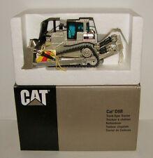 NZG - Silver Edition Caterpillar D9R Dozer w/ Rubber Tracks. MIB. 1:50th