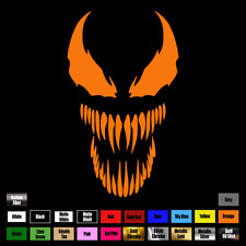 Venom Decal Marvel Spiderman laptop helmet window wall car truck boat hood
