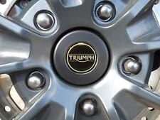 TRIUMPH TIGER EXPLORER - AXLE WHEEL SPINDLE BUNG PLUG CAP XR XRX XRT Triumph