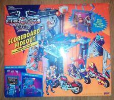 BIKER MICE FROM MARS SCOREBOARD HIDEOUT 1993 GALOOB NEW IN BOX