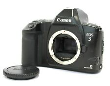 [Excellent Canon EOS 3 SLR Auto Focus Film Camera Body from Japan