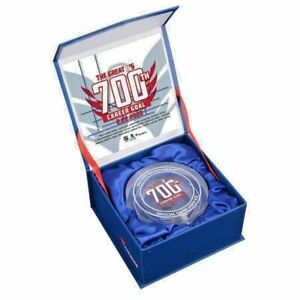 Alex Ovechkin Washington Capitals  700 Goals Crystal Puck - Filled with Ice