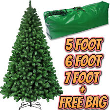 Nordic Natural Realistic Christmas Tree with Storage Bag and Stand 5ft/6ft/7ft