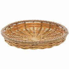 """Round Display Basket - 11"""" Dia x 1"""" H"""