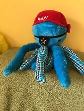 Gund Down By the Sea Ollie the Octupus plush 320649