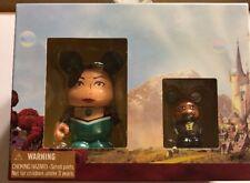 Vinylmation Jr Oz The Great And Powerful 2 Figurines: 3� & 1.5� Nib V6 $Drop