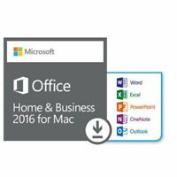 Microsoft Office 2016 Home and Business For Mac Product Key (Same Day Delivery)