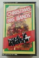 Christmas With the Big Bands Cassette Tape 1984 CBS
