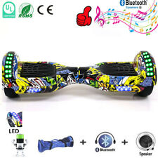 "6.5"" Hoverboard E- Scooter Bluetooth Smart Balance Skateboard + handing bag JW"