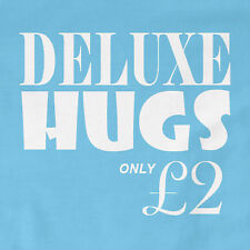 Deluxe Hugs T-Shirt   Free Hugs, Funny, Gift, Slogan