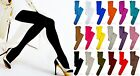 XL L M S LADIES TIGHTS Microfibre 60 DEN VARIOUS COLOURS WOMENS STOCKINGS