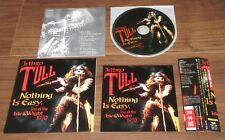 JETHRO TULL Japan PROMO CD mini LP card sleeve CD Live Isle Of Wight MORE LISTED