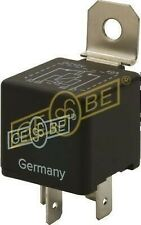 GEBE 993061 Mini Relay 4 Terminal SPST NO 12V 40A with Diode Made in Germany