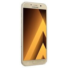 Samsung Galaxy A7 2017 A720F DS 32GB DUAL SIM 4G LTE GOLD SAND FACTORY UNLOCKED