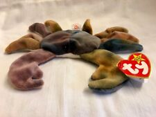 Claude the Crab Ty Beanie Babies Baby Soft Toy New With Tags