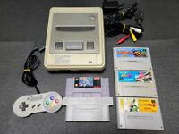 Nintendo Hyundai Super Comboy Game Console Korean Version SFC SNES Ultra Rare