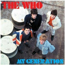 The Who Beat LP Records (1960s)