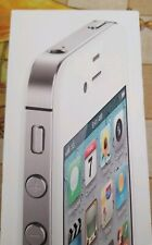 USED Apple iPhone 4S Empty box only White 32Gb