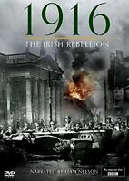 1916: The Irish Rebellion (BBC/RTE) Narrated by Liam Neeson [DVD][Region 2]