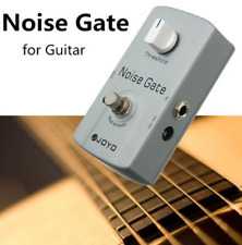 JOYO JF-31 True Bypass Design Electric Guitar Audio Noise Gate Effect Pedal