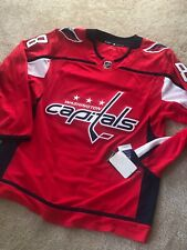 Alexander Ovechkin Washington Capitals adidas Authentic Player Jersey - Red - Xl