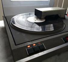 ReVox Studer B791 Tangentialplattenspieler Record Player Shure V15 MK3 Vintage