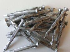 Neu OVP Senkkopf-Nägel schwarz 100 Drahtstifte 30 x 2,0 mm Stahl