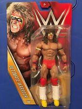"""WWE Mattel Basic ULTIMATE WARRIOR Wrestling 6/7"""" Action Figure"""