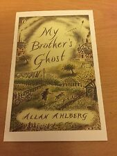 Puffin Book Themed Postcard - My Brother's Ghost - NEW