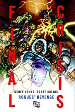 Final Crisis: Rogues' Revenge Hc by Geoff Johns: Used