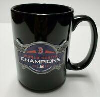 Boston Red Sox World Series Champions 2018 Ceramic Coffee Mug RARE 15 oz